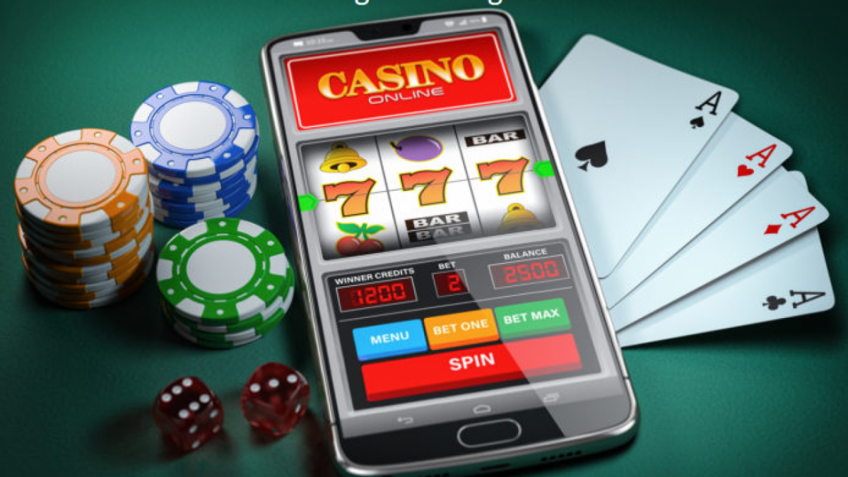 California On-Line Casino An Expertise Of A Lifetime - Gambling