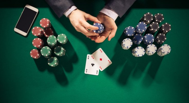Bet Sizing In No-Limit Hold'em