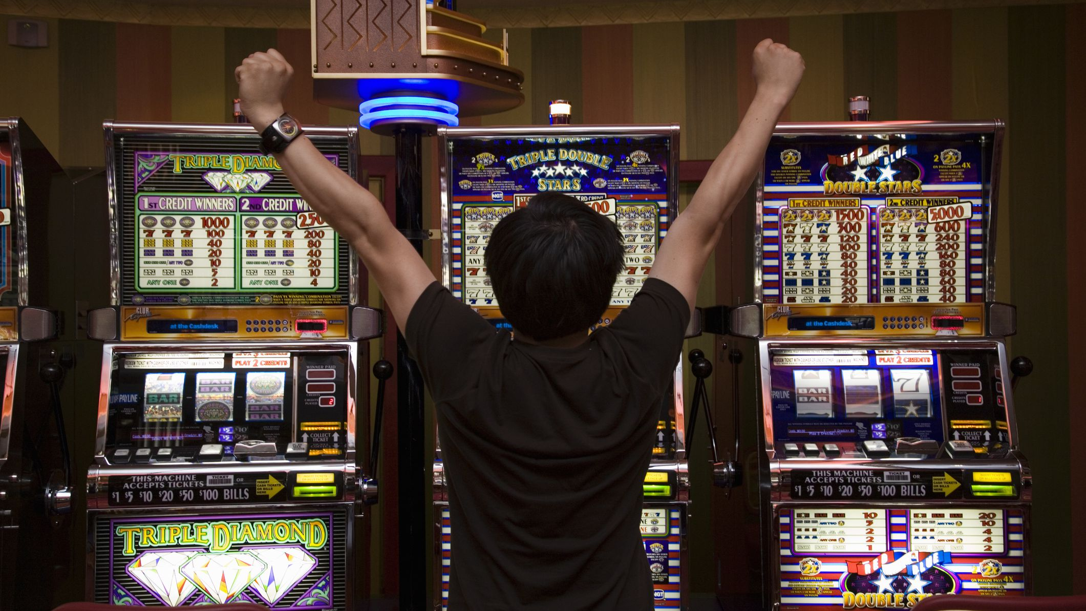 Boost Your Chances To Win At Slots Selecting The Right Games