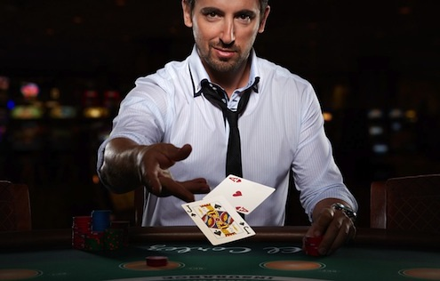 Play Online Poker And Get Real Cash At Gambling