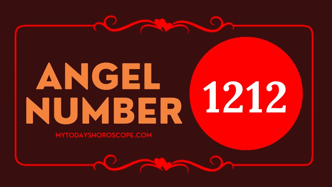 Meaning of angel number 1212