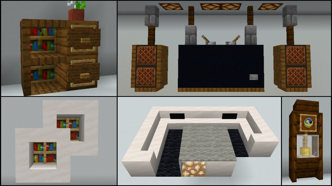 Leading Minecraft Cooking Area Concepts Easy Reviews